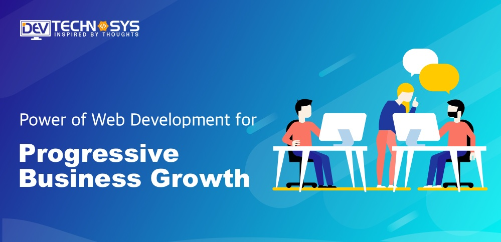 Web Development Growth