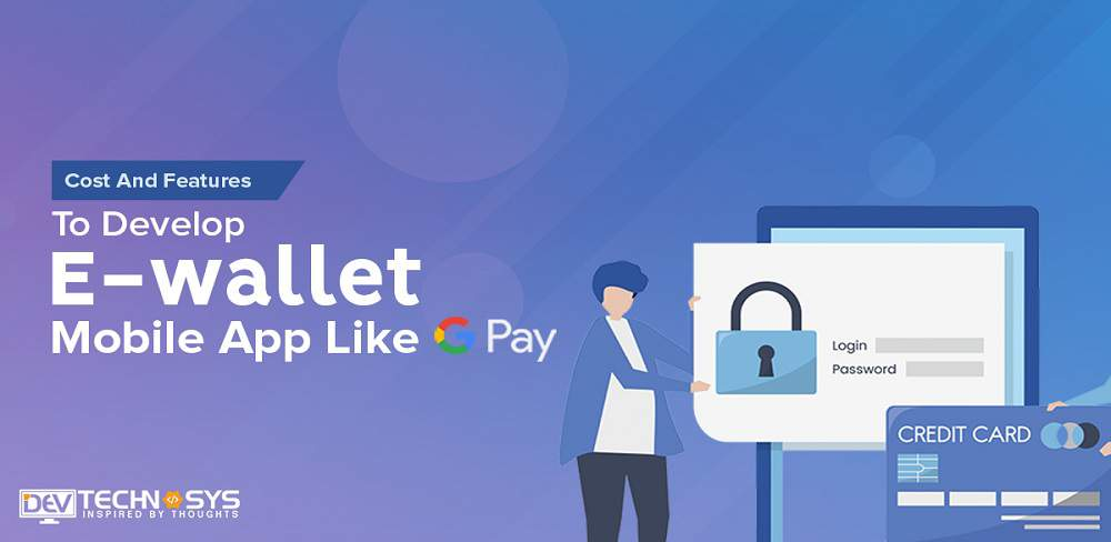 Cost of ewallet Mobile App