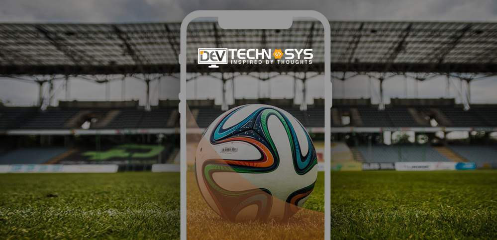 Sports Mobile App Development