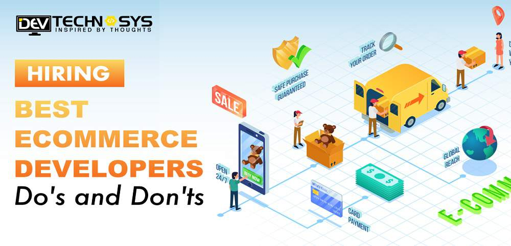 Best eCommerce Developers
