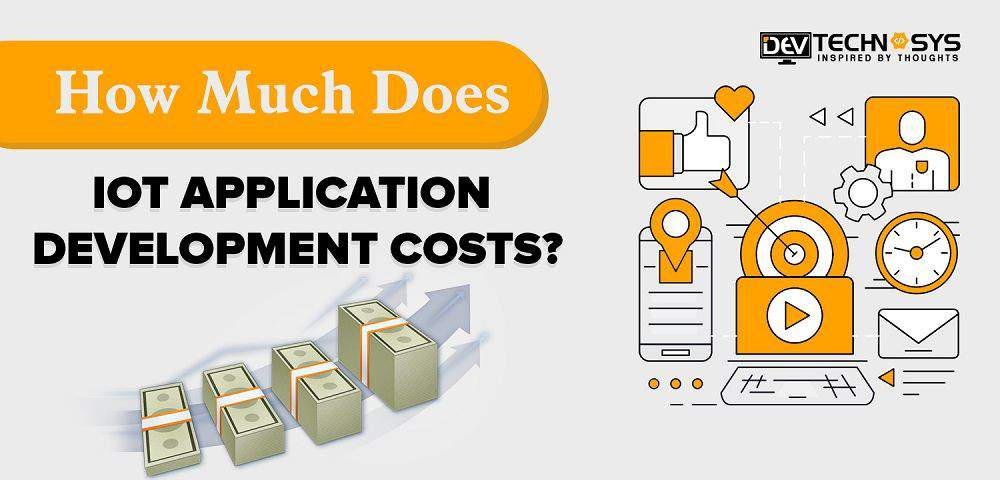 IoT Application Development Costs