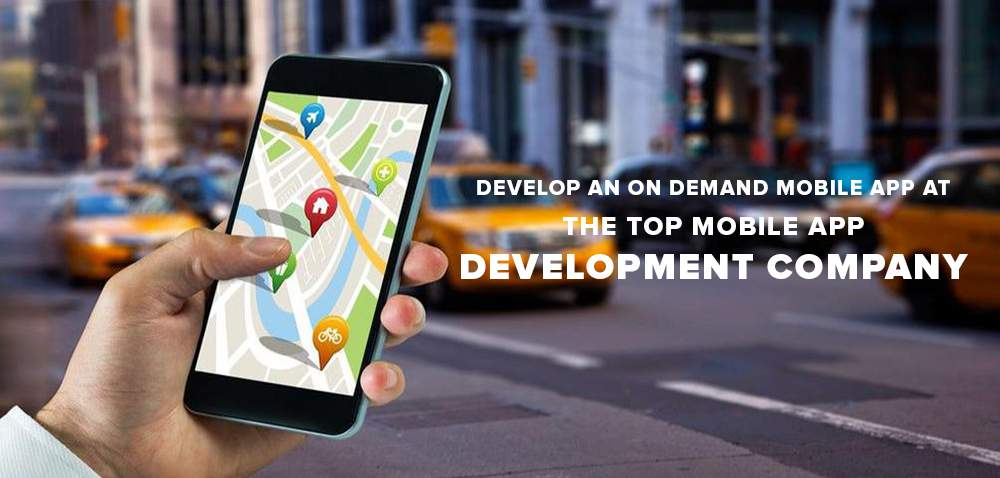 on demand mobile apps