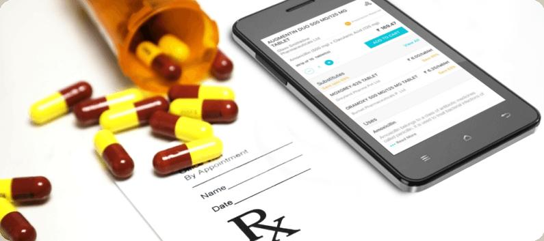 medicine app features