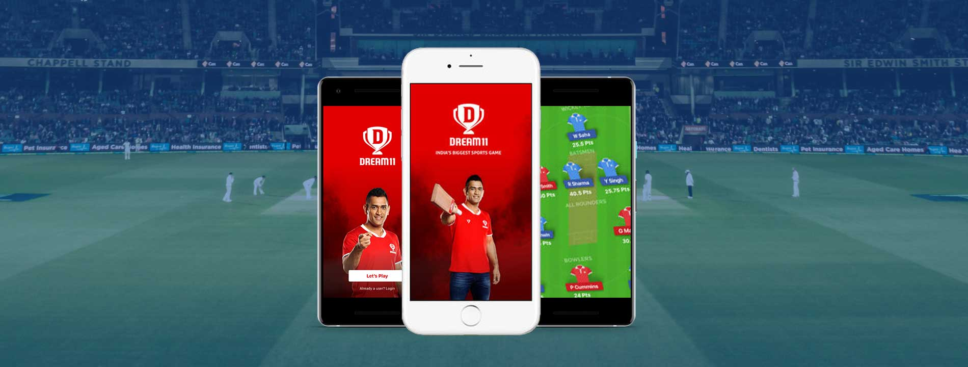 How to Develop Fantasy Sports Mobile App like Dream11