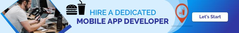 Food Delivery App Development