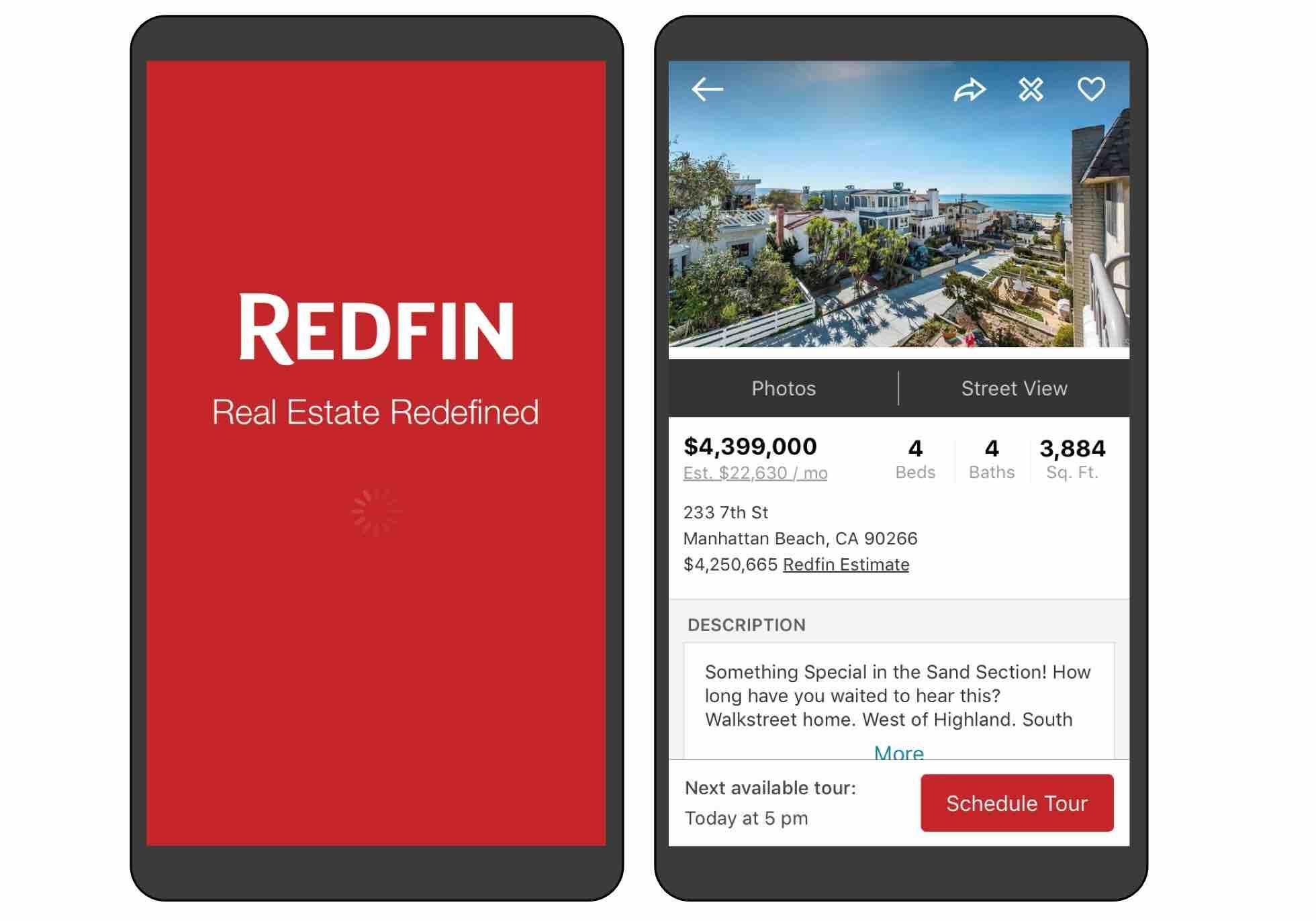 Redfin- Real Estate App