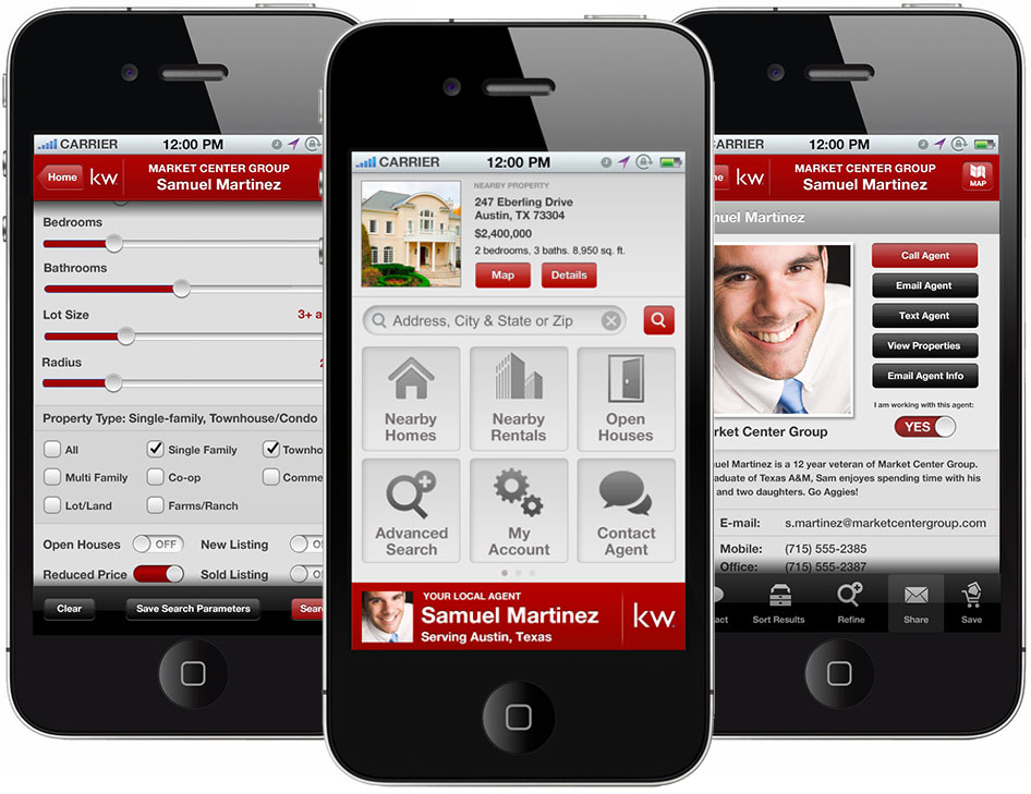 Smarter Agent- Real Estate App