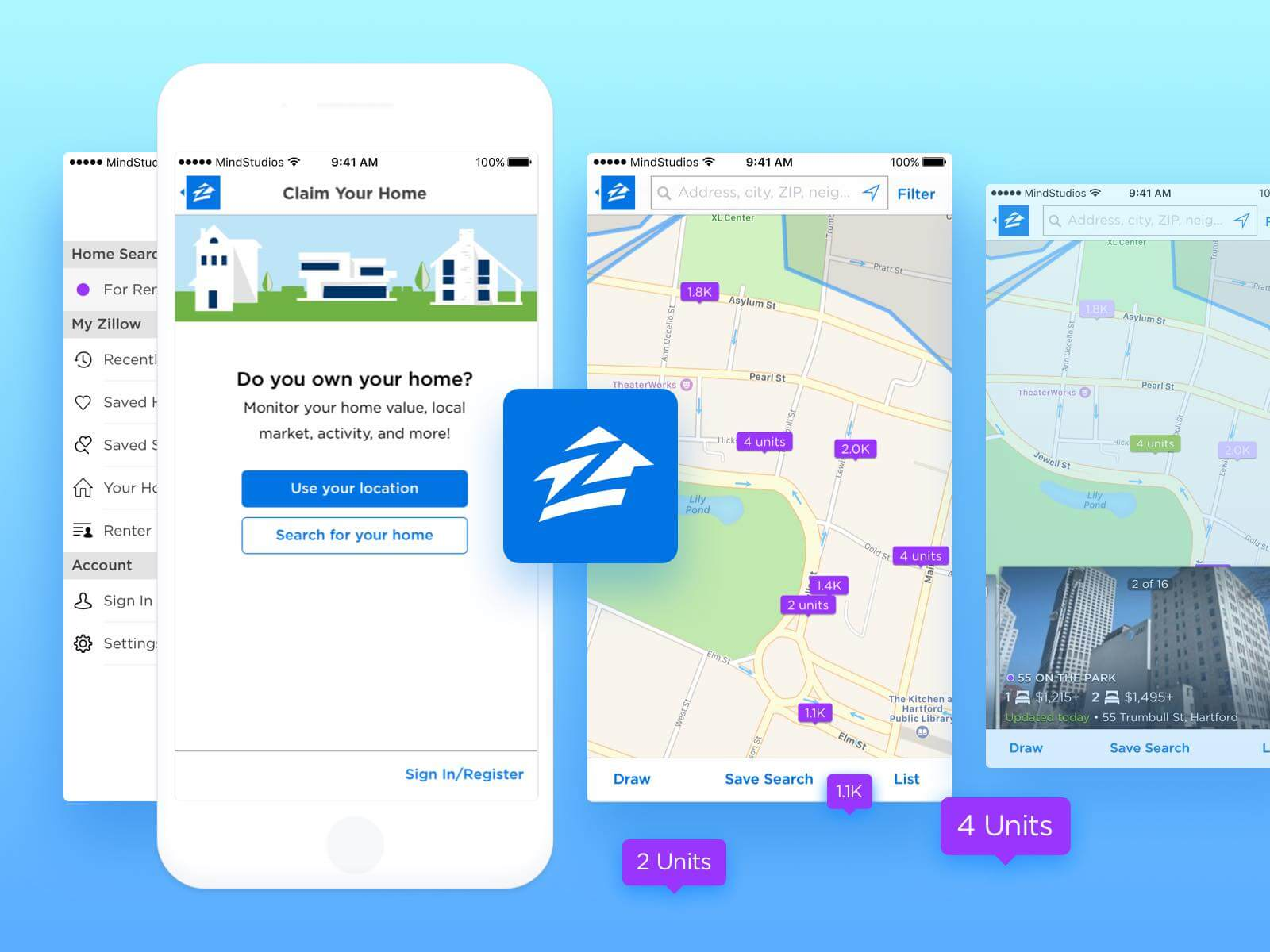 Zillow- Real Estate App