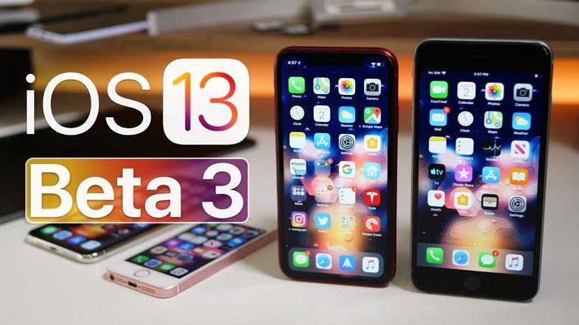 ios13 beta3