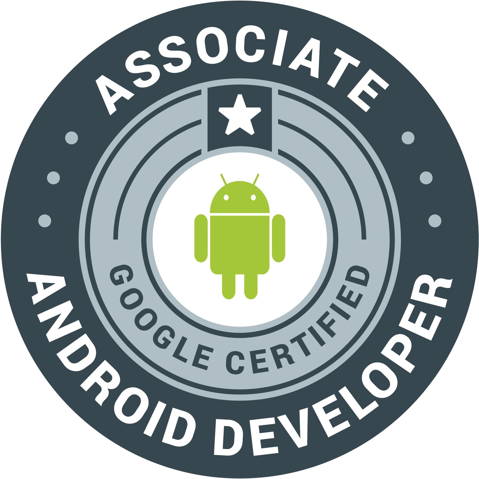 Google Certified Android Developer