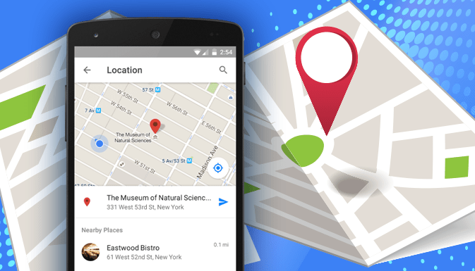 Geolocation App Development