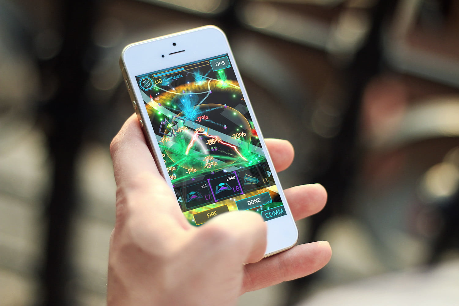 Geolocation Gaming Apps