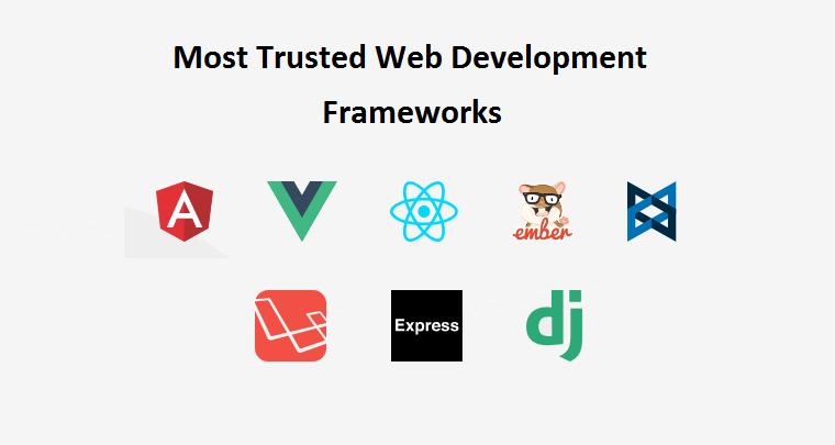 web-development-frameworks