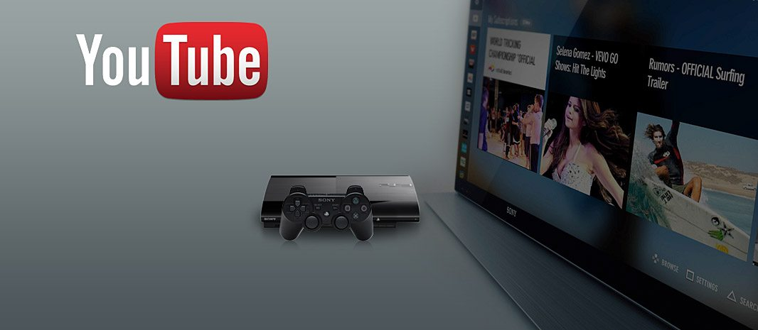 PS3-Youtube