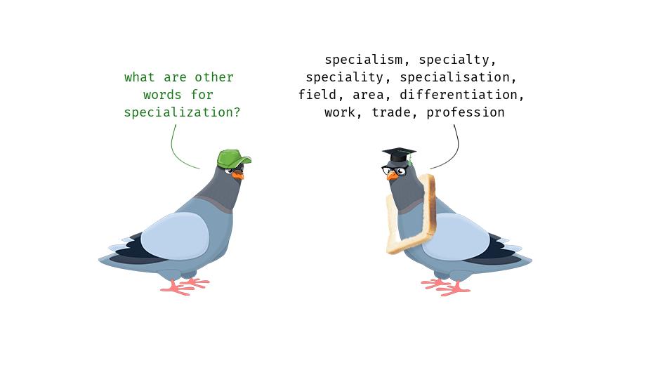 specilization