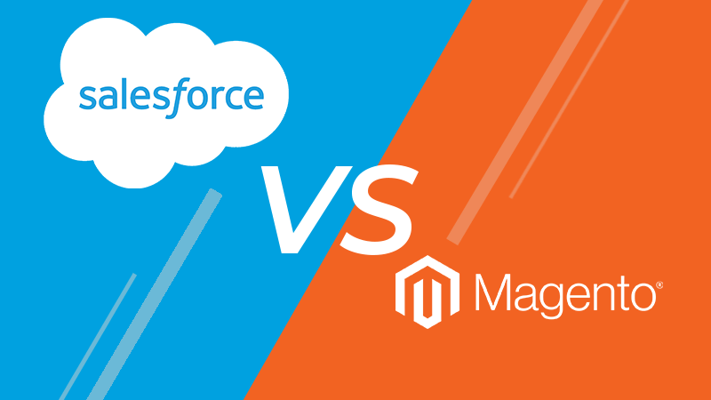 salesforce vs magento