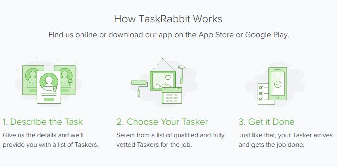 build an app like taskrabbit