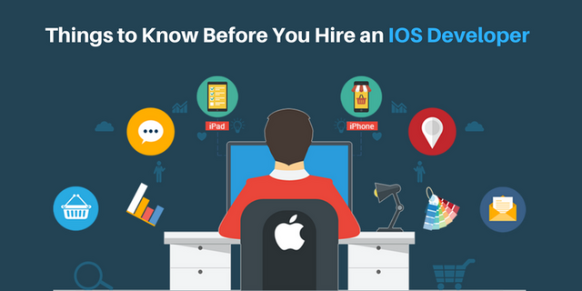 Things to Consider Before Hiring An iOS Developer